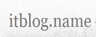 itblog.name